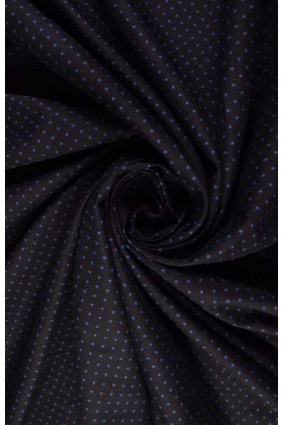 Star-lined shirt cotton