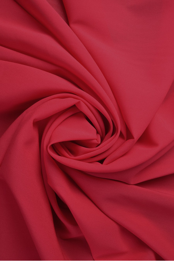 Georgette elastic silk colors!
