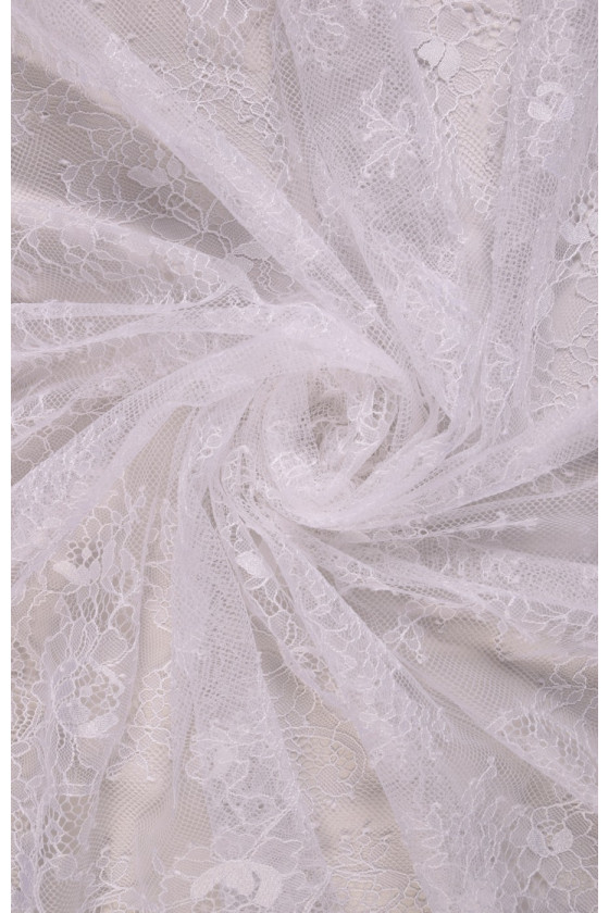 French narrow lace