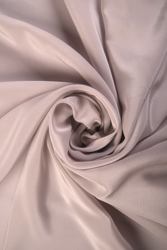 Silk crepe, stable colors!