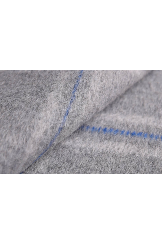 Coat fabric - wool with cashmere