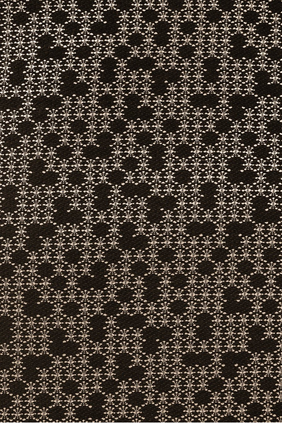 Double-sided costume fabric