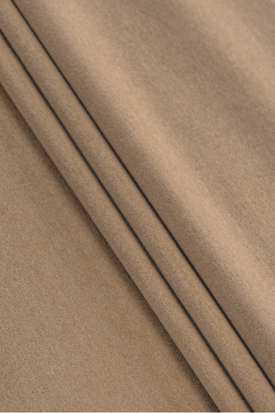 Coat fabric wool with...