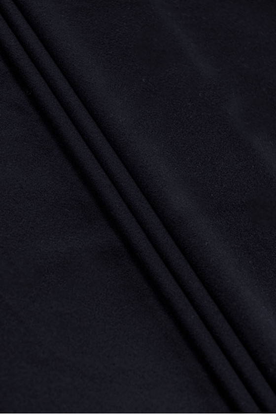 Fabric coat wool with...