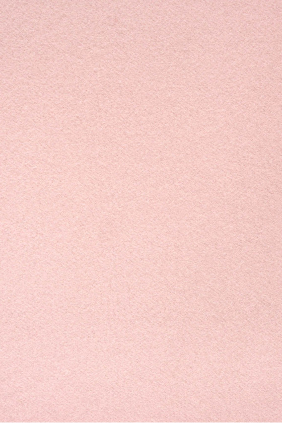 Coat fabric wool with cashmere bright pink