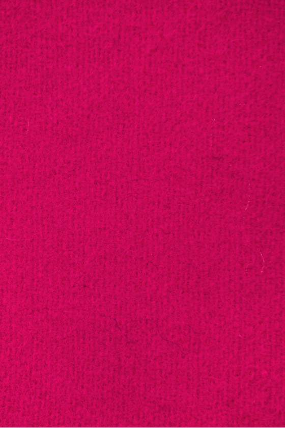 Wool coat fabric with pink cashmere