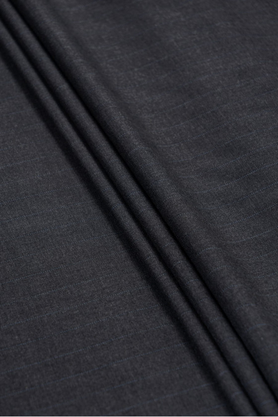Graphite costume wool with...