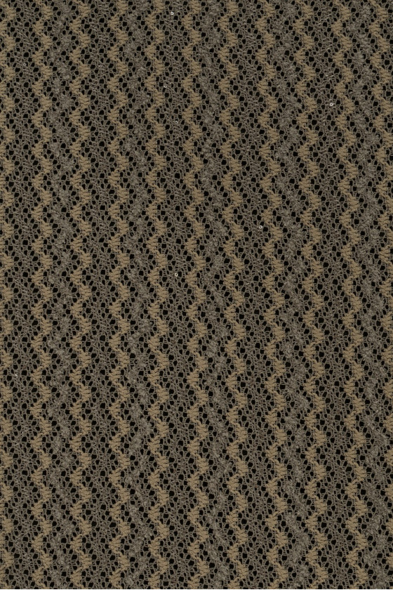 Openwork knit in the color of gray olive