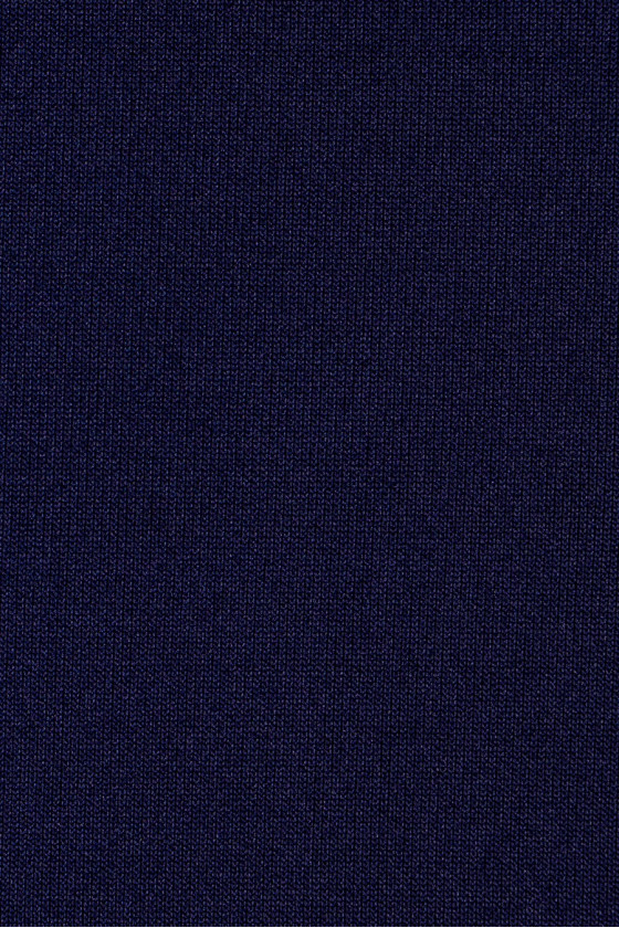 Knitted foam (diver) navy blue