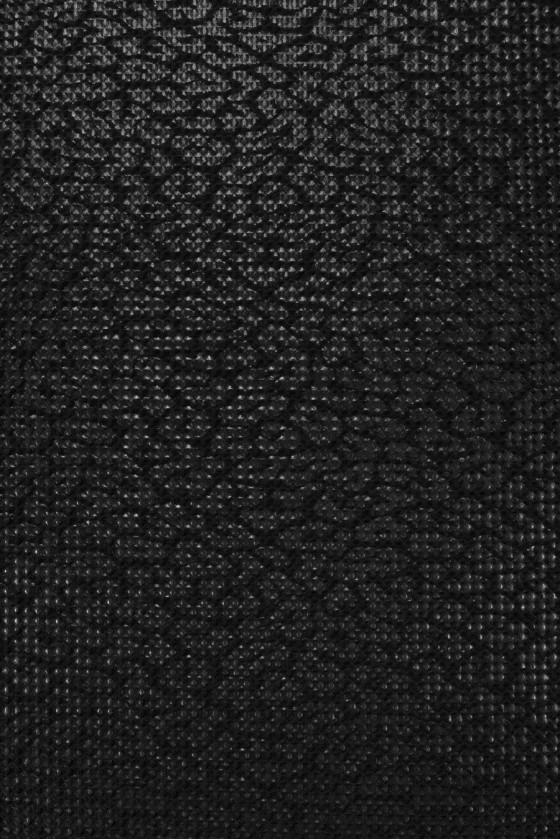 Jacquard fabric in a panther