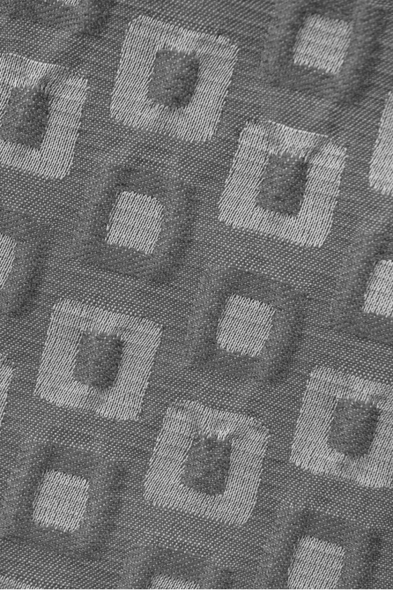 Jacquard in cube, 3D effect