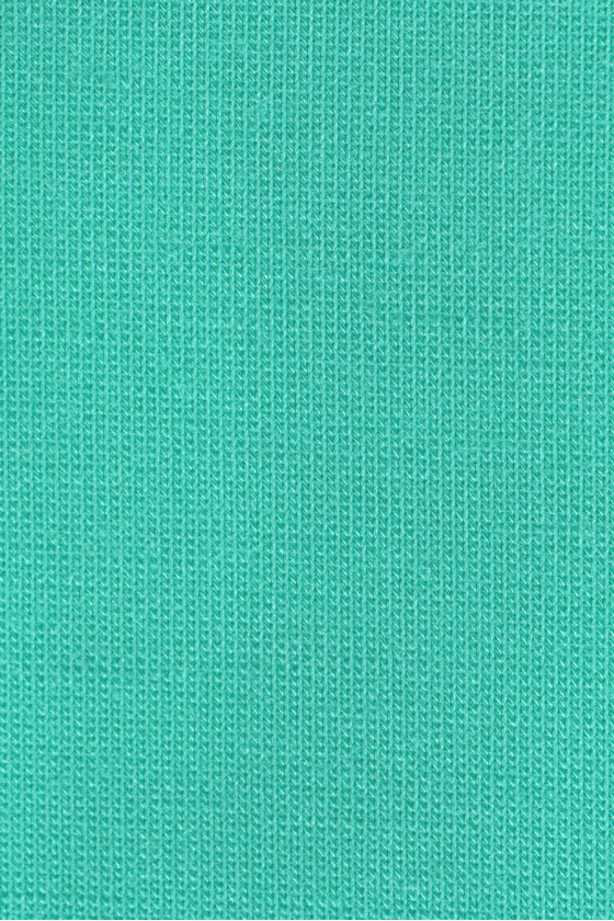 Viscose knit bright turquoise