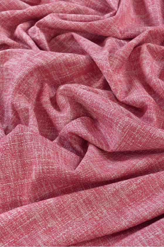 Chanel fabric with lurex