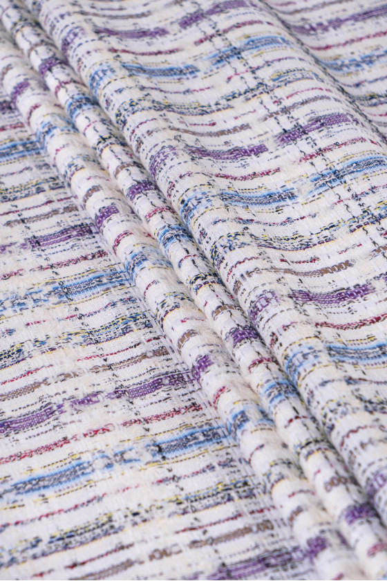 Exclusive chanel fabric