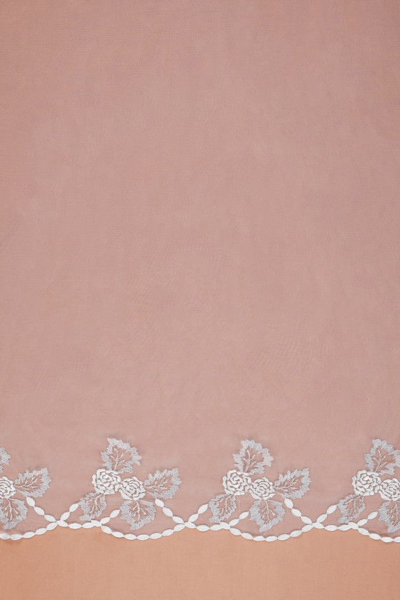 Wedding tulle with...