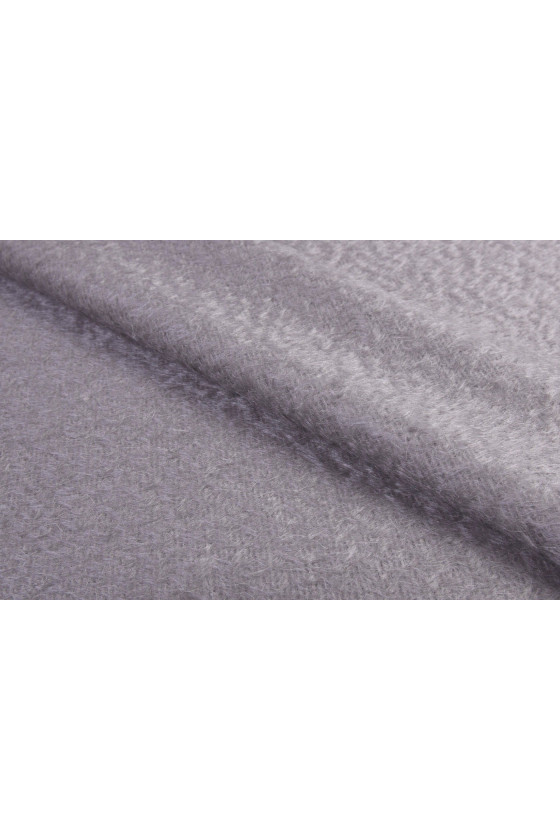 Mohair jacket fabric with wool