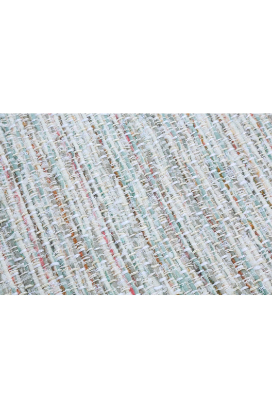 Chanel coupon costume fabric
