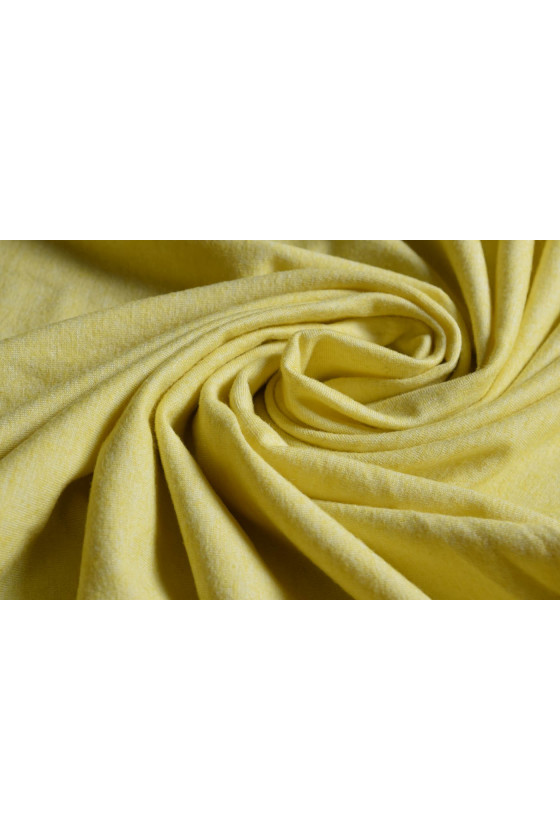 Knitted viscose