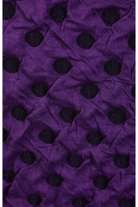 Double knitted fabric