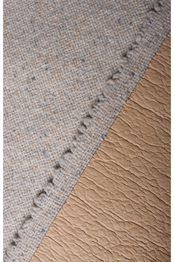 Coat wool with membrane