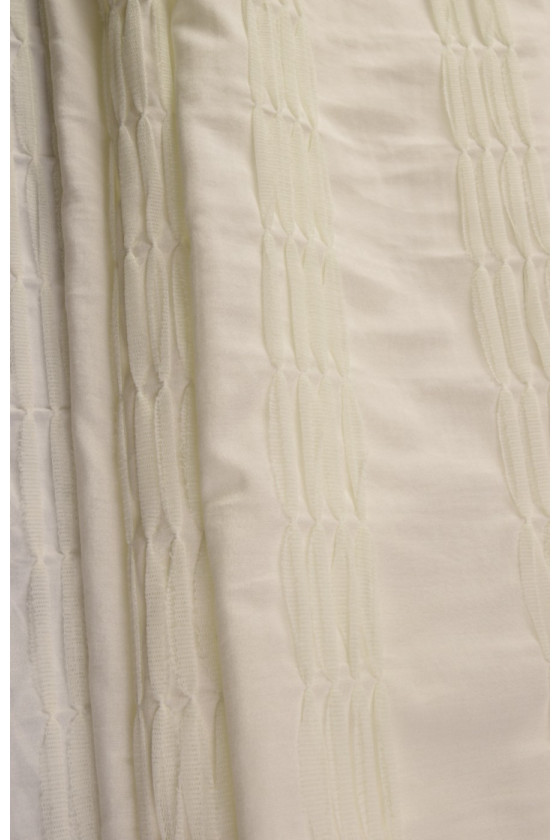 Cotton with ribbons